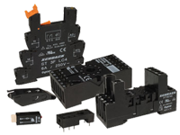 Accessories & Sockets for Relays
