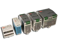Switch-mode DIN rail power supplies