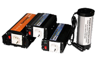 DC-AC Modified sine wave inverters