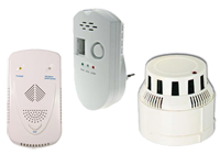 Gas and Co detectors