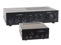 Amplifier Mixer Sound Systems