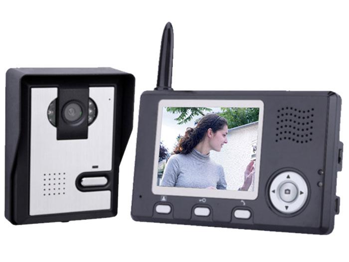 Interphones vidéo sans fil à des prix battants